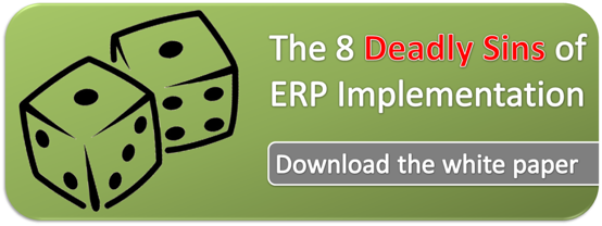 ERP implementation strategy