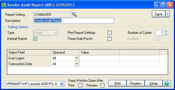 Sage 100 Erp Mas 90 How To Run Sage 100 System Audit