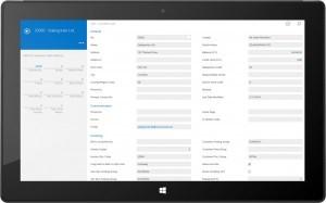 Mobile ERP Microsoft Dynamics NAV