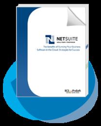 NetSuite Consultant