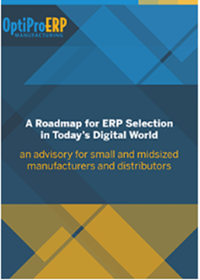 ERP Software for Discrete Manufacturing