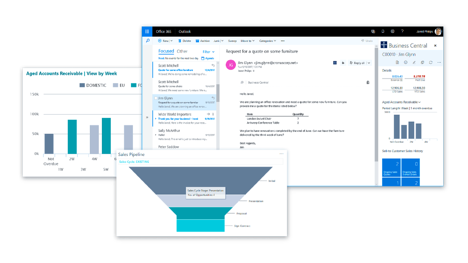 Dynamics 365 Business Central New York