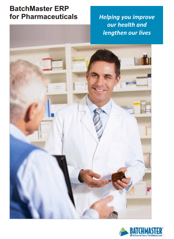 ERP Software for Pharmaceutical Manufacturing 3