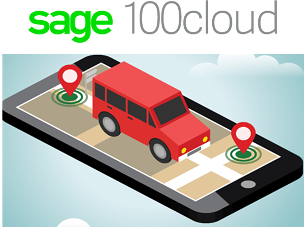Sage 100cloud Field Service and Dispatch powered by JobOps