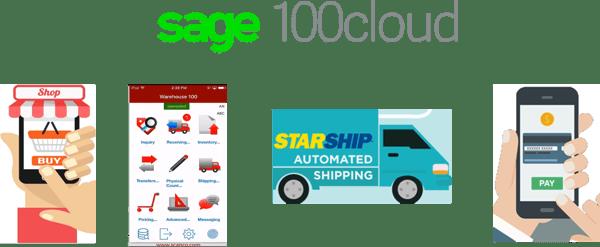 Sage 100 Magento Pick Pack